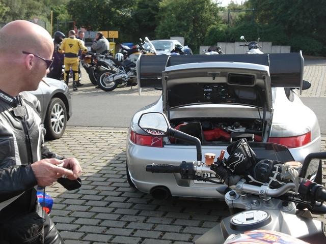 Viaje a Nurburgring III