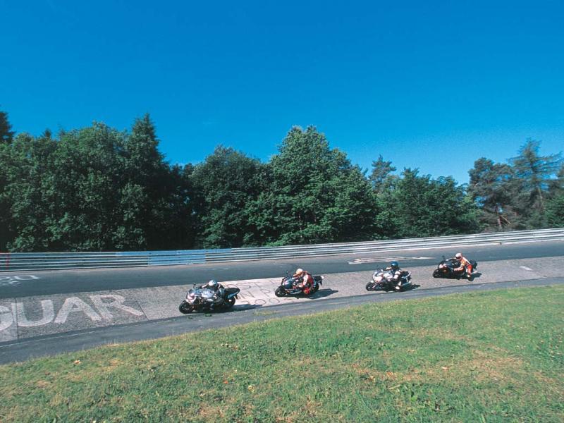 Viaje a Nurburgring IV