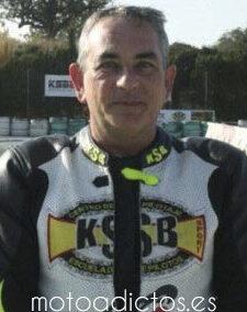 JAVIER – 54 AÑOS – MOTO DE CIRCUITO Y CALLE